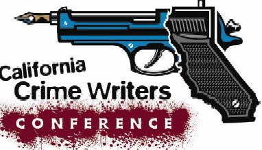 California Crime Writers Conference Logo