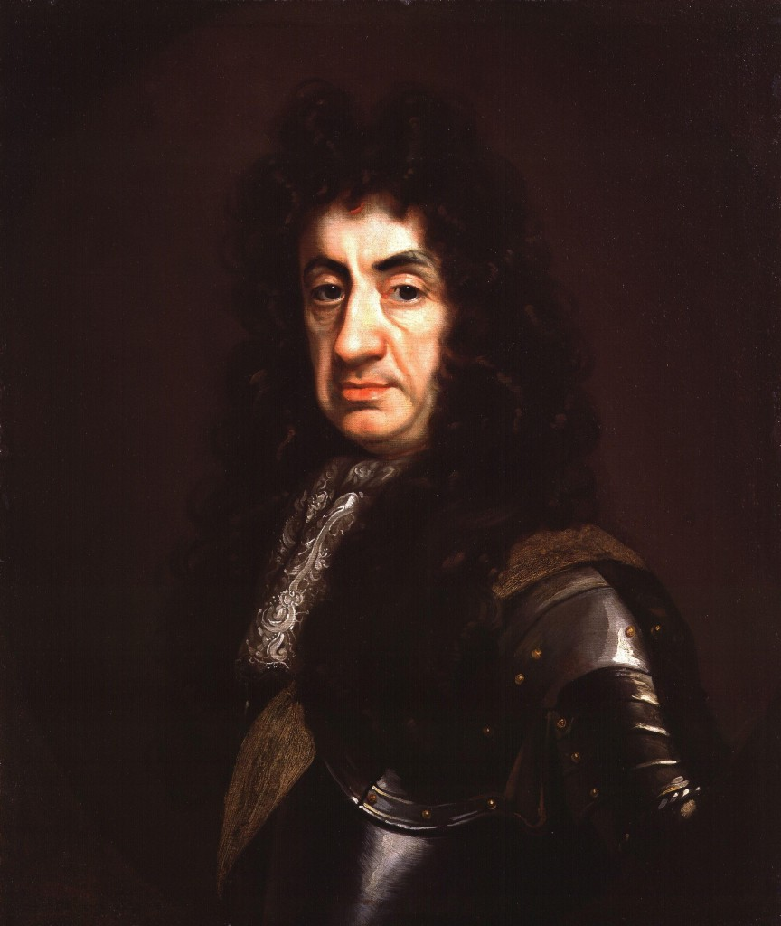 King Charles II by John Riley, circa 1680