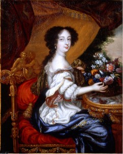 Portrait of Barbara Palmer, 1st Duchess of Cleveland