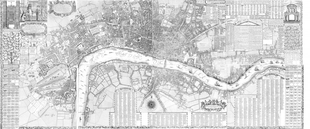 London Circa 1676
